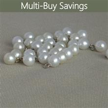 18L - 11.5mm pearl ball button