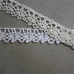 12mm cotton lace